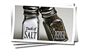 Dash of Salt N Pepper Tampa