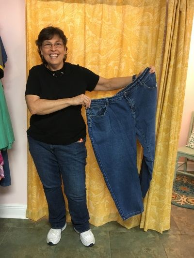Diane after Weight Loss Nation program